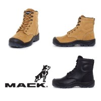MACK CHARGE SAFETY BOOT