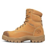 Oliver Boots- 45-632Z  150mm Wheat ZIP Up