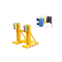 Double Drum Picker Forklift Attachment