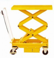 ES Semi-Electric Lift Table