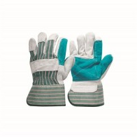 Glove-Polisher Grn Dble Palm L (Pack of 12)