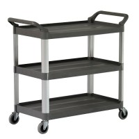 100KG 3 Tier Trolley 860x500mm