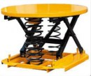 Spring Actuated Pallet Leveller (Closed Table) 1