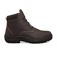 26-636  Claret Lace Up Boot
