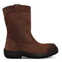34-692  Brown Pull On Riggers Boot