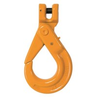 Grade 80 Clevis Self Locking Safety Hook